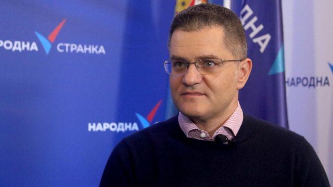 """Vuk Jeremić za Danas: Vućić hoće crnogorsku """"Srpsku listu"""""""