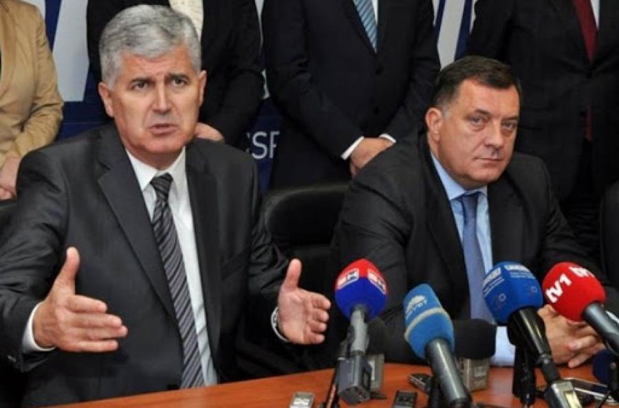BIH: Hrvatski narodni sabor ne podržava Dodika!