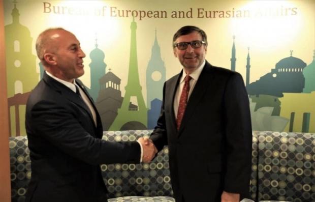Haradinaj sa Palmerom u Vašingtonu: Kosovo sledeći član Alijanse