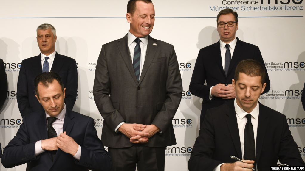 Kurti: Minhenski sporazum bez znanja vlade