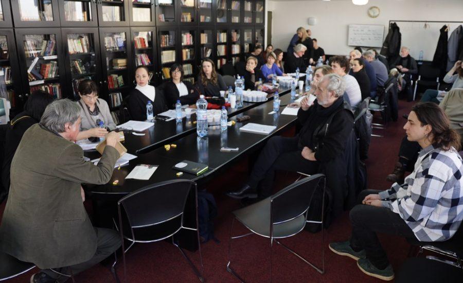 "Narodno pozorište: Počele probe predstave ""Vasa Železnova Maksima Gorkog i drugi"""