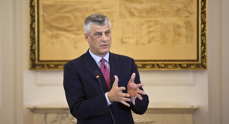 KOSOVO: Verbalni rat Tačija i Kurtija