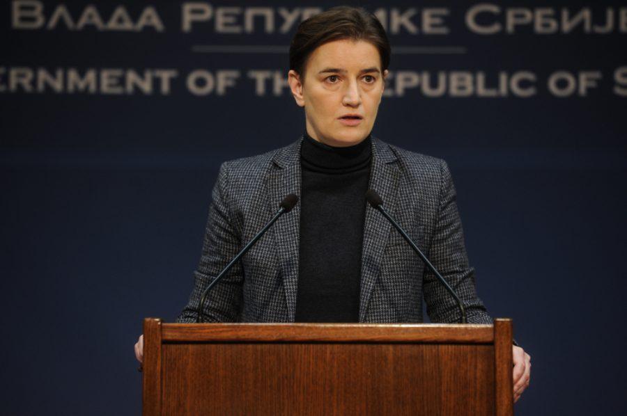 KORONA VIRUS: Ana Brnabić najavljuje drastičnije mere zaštite
