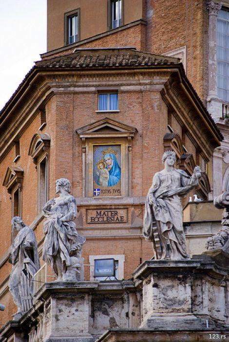 ITALIJA – KORONA VIRUS: Crkva oprašta grehove bolesnima!