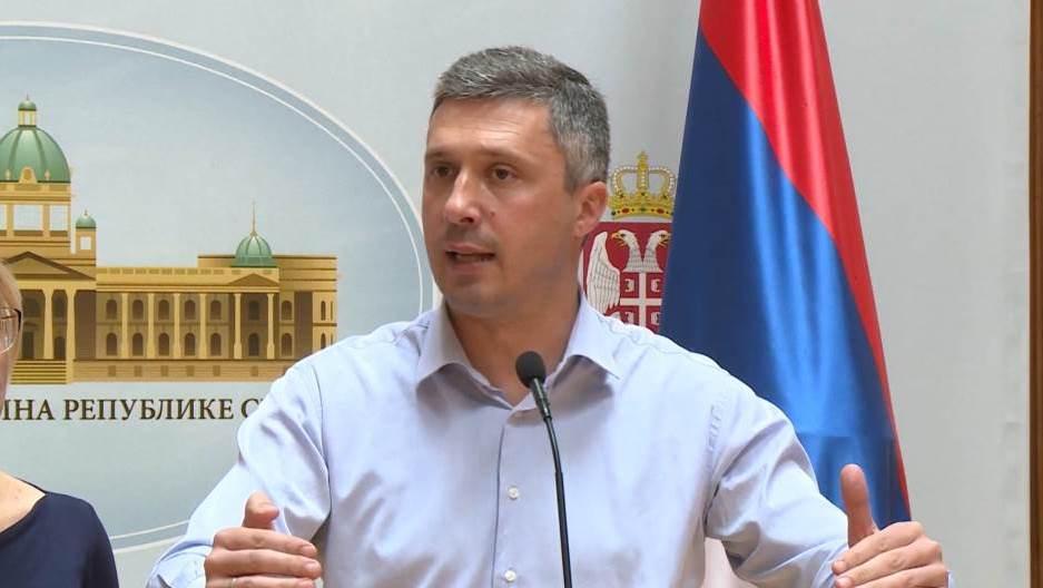 MO: Krivična prijava protiv Obradovića