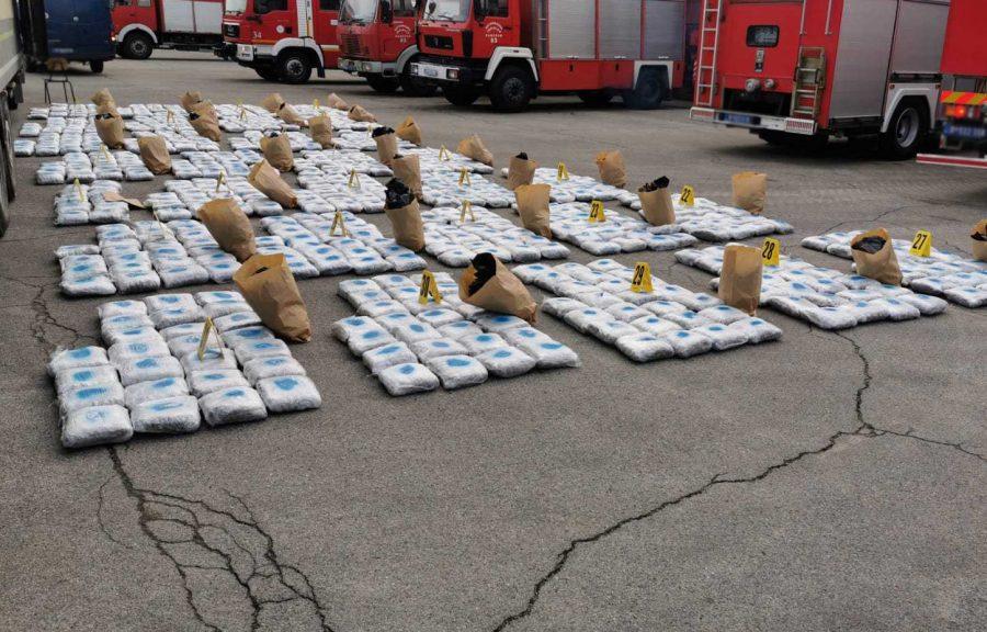 MUP: Na graničnom prelazu Vatin zaplenjeno 750 kilograma marihuane