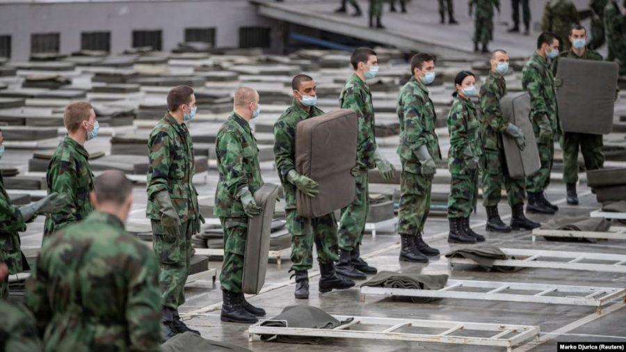 KORONAVIRUS: Vulin otkrio – Kovid 19 kod devetorice vojnika!