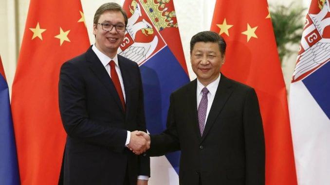 Cajt: Vučićev dobro tempirani zaokret prema Kini može da uzdrma Balkan