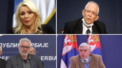 KORONAVIRUS: U Srbiji još pet preminulih!