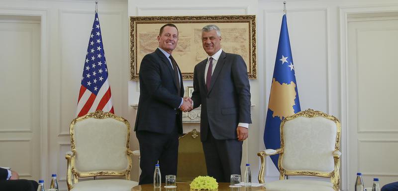 """""""Špigel"""" o Kosovu: Haos u američkom protektoratu"""