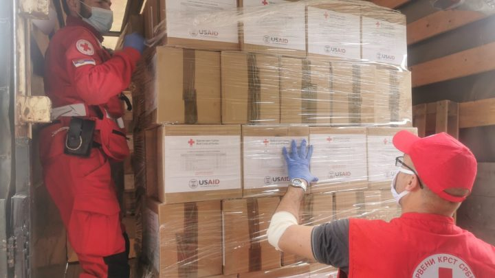 KORONA VIRUS: USAID sarađuje sa Crvenim krstom Srbije