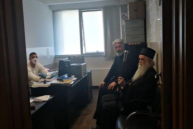 Podgorica: Istraga protiv Amfilohija!