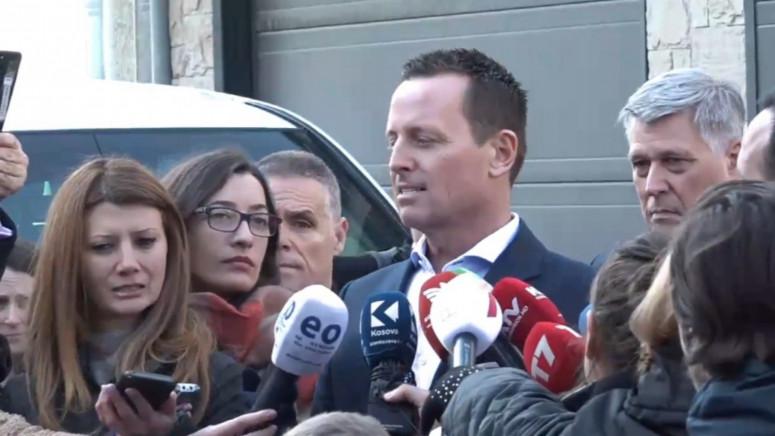 Grenell najavio ponovno pokretanje dijaloga između Kosova i Srbije