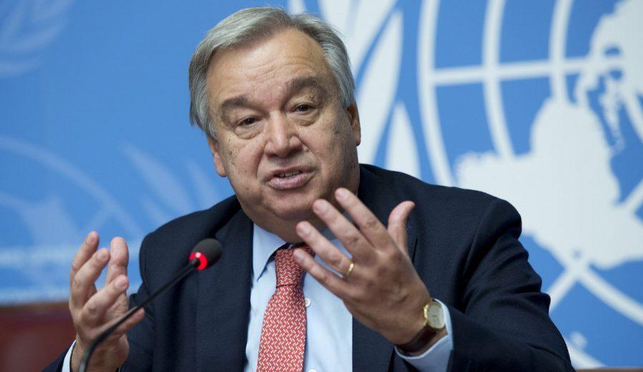 Guteres: Pandemija koronavirusa postaje kriza ljudskih prava