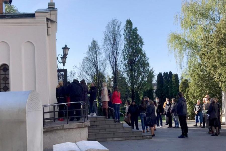 KORONA VIRUS: U Zemunskoj bolnici patrijarhov saradnik!
