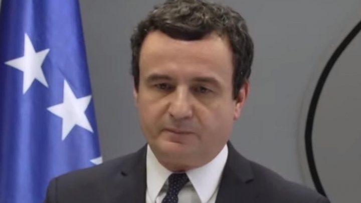 KOSOVO: Kurti pita Venecijansku komisiju o nadležnostima Tačija
