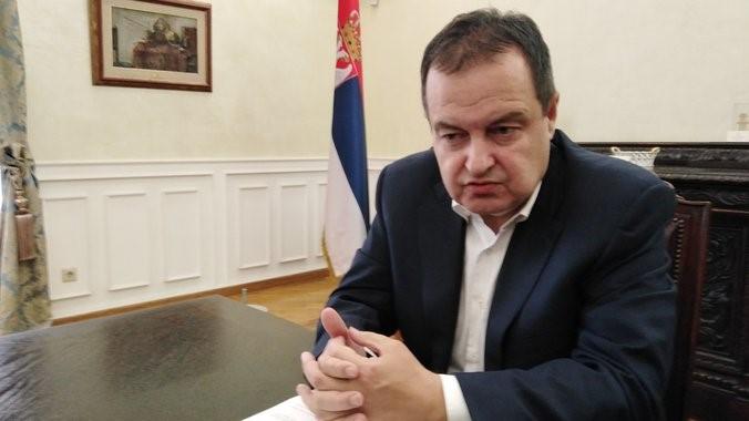 Dačić bi radije u vlast nego u opoziciju