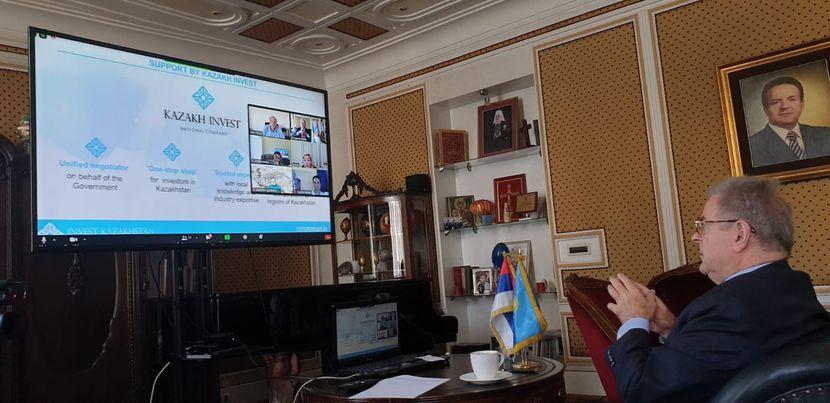 Šansa u Kazahstanu