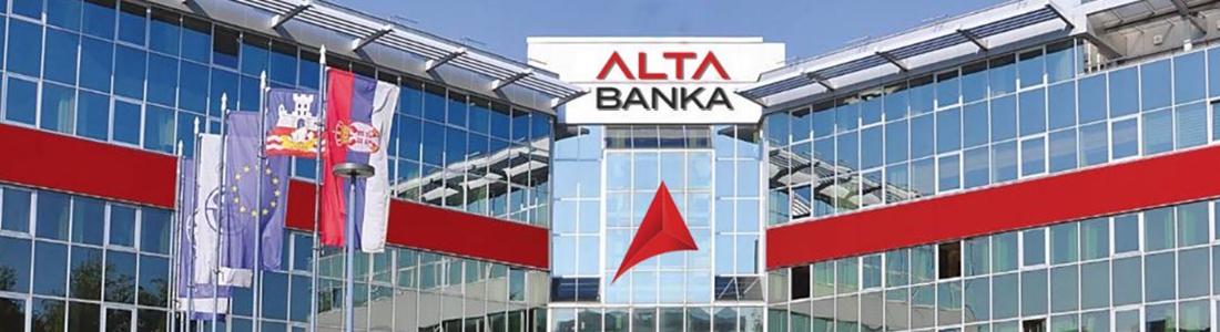 Vladimir Čupić na čelu ALTA  banke