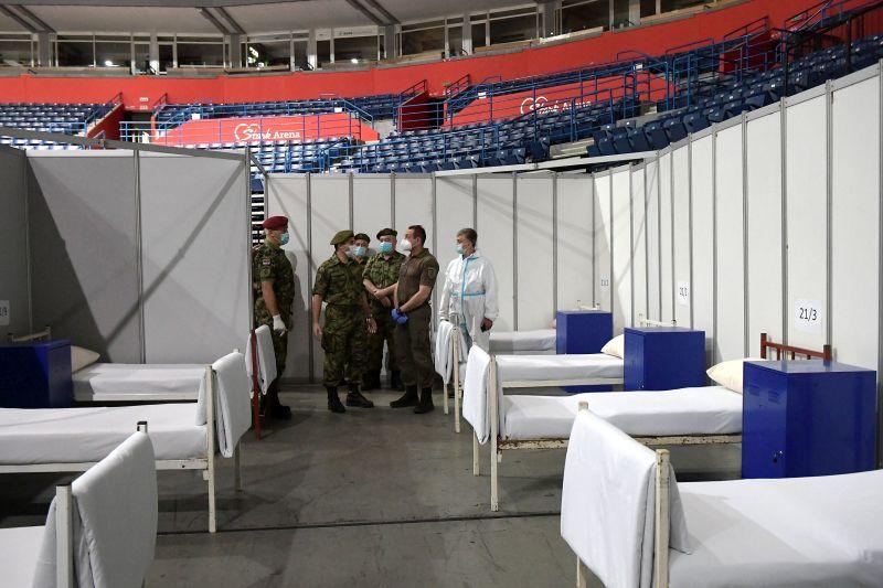 Arena prima prve pacijente