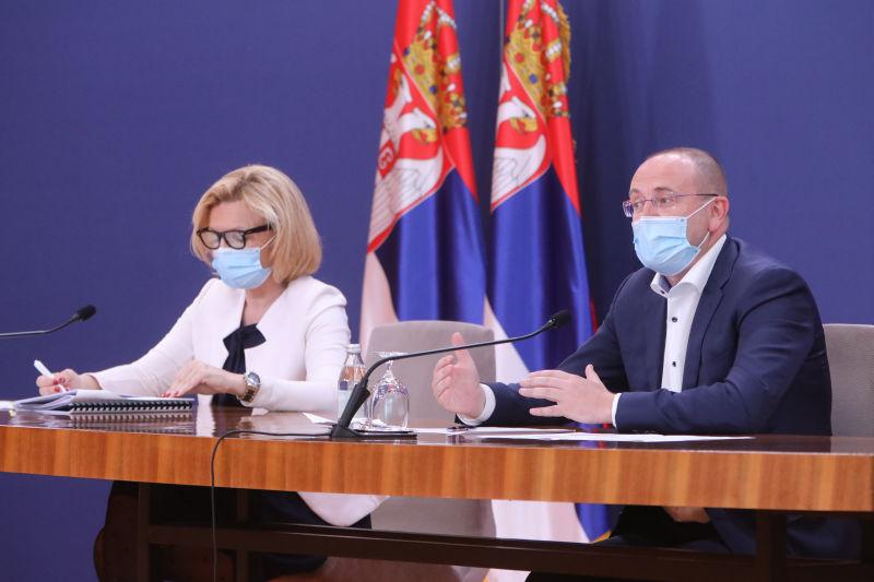 Gojković – niko ne strada zbog potpisa