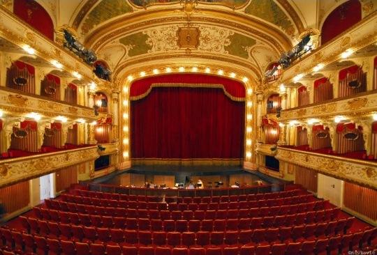 Pozorišta u vreme korone