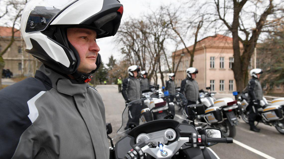 Najmoderniji motocikli  u Vojsci  Srbije