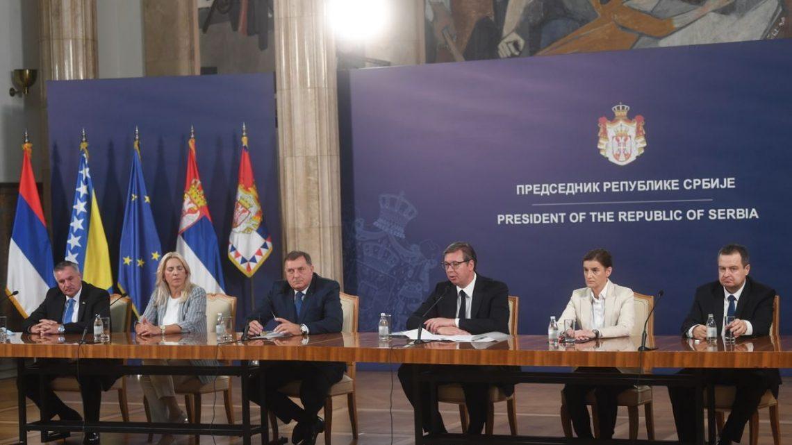 Republika Srpska samo po Dejtonu