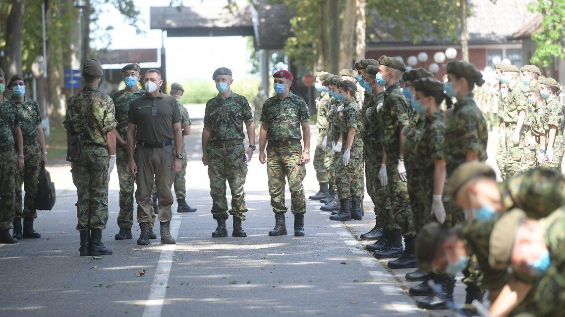 Navala na Vojnu akademiju