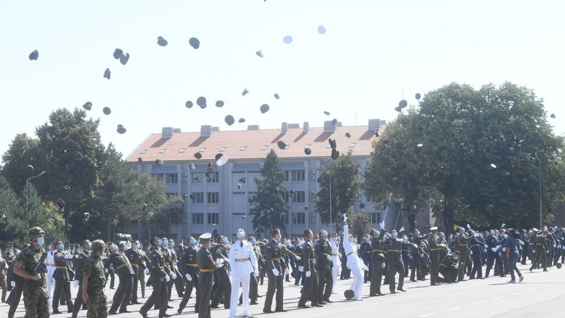 Promovisani novi oficiri