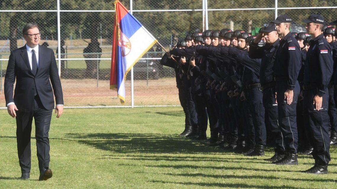 Promovisani novi policajci