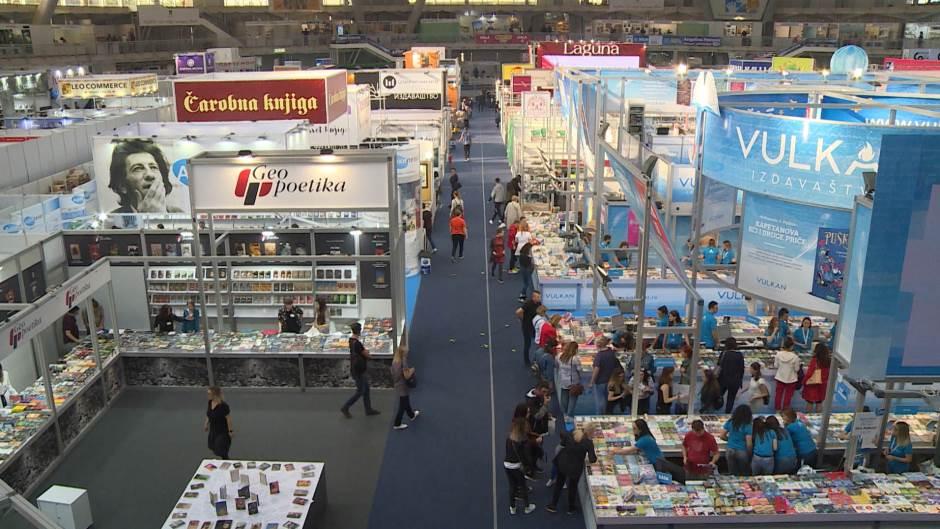 Beogradski sajam knjiga odlaže se za decembar
