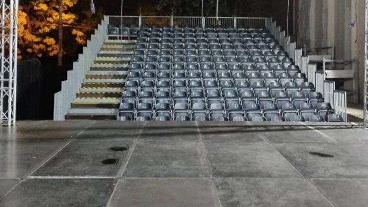 BDP Arena od petka otvorena za publiku