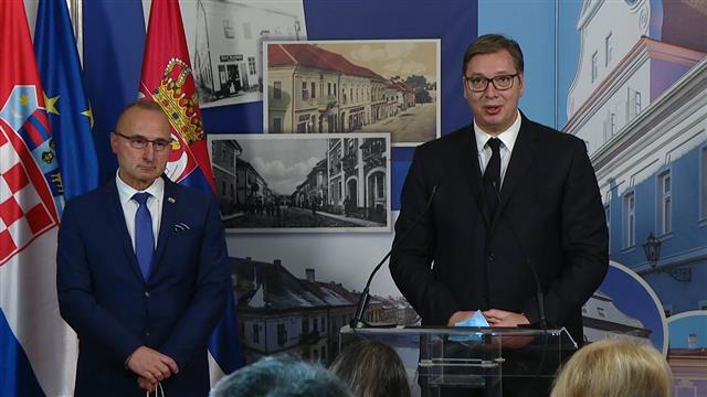Vučić: Verujem da ćemo uspostaviti poverenje Srba i Hrvata