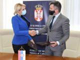 Ђорђевић предао дужност новој министарки Кисић Тепавчевић