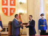 Вулин предао дужност Стефановићу