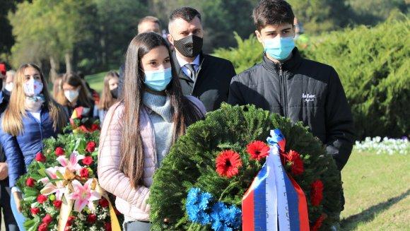Министар Ђорђевић на комеморацији у Крагујевцу