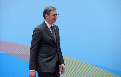 За сутра заказан састанак Вучића са хрватским амбасадором