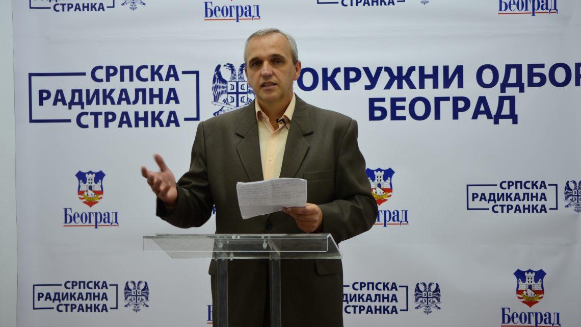 Српски Радикали спремни да легализују све објекте изграђене без грађевинске дозволе