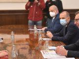 Председник Вучић примио је данас амбасадорку НР Кине Чен Бо