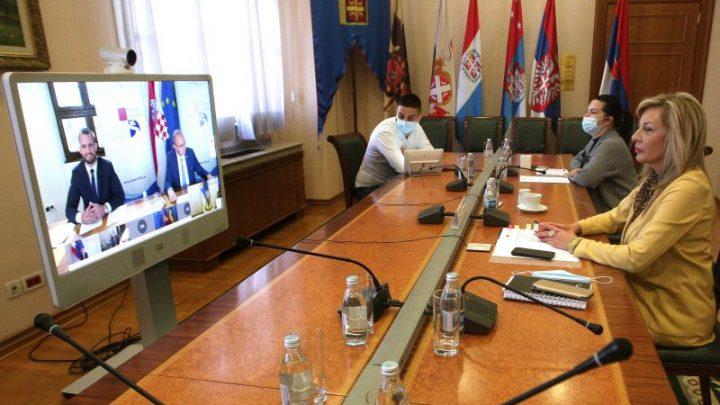 Јоксимовић са министрима Подунавских земаља о стратегији ЕУ за Подунавље
