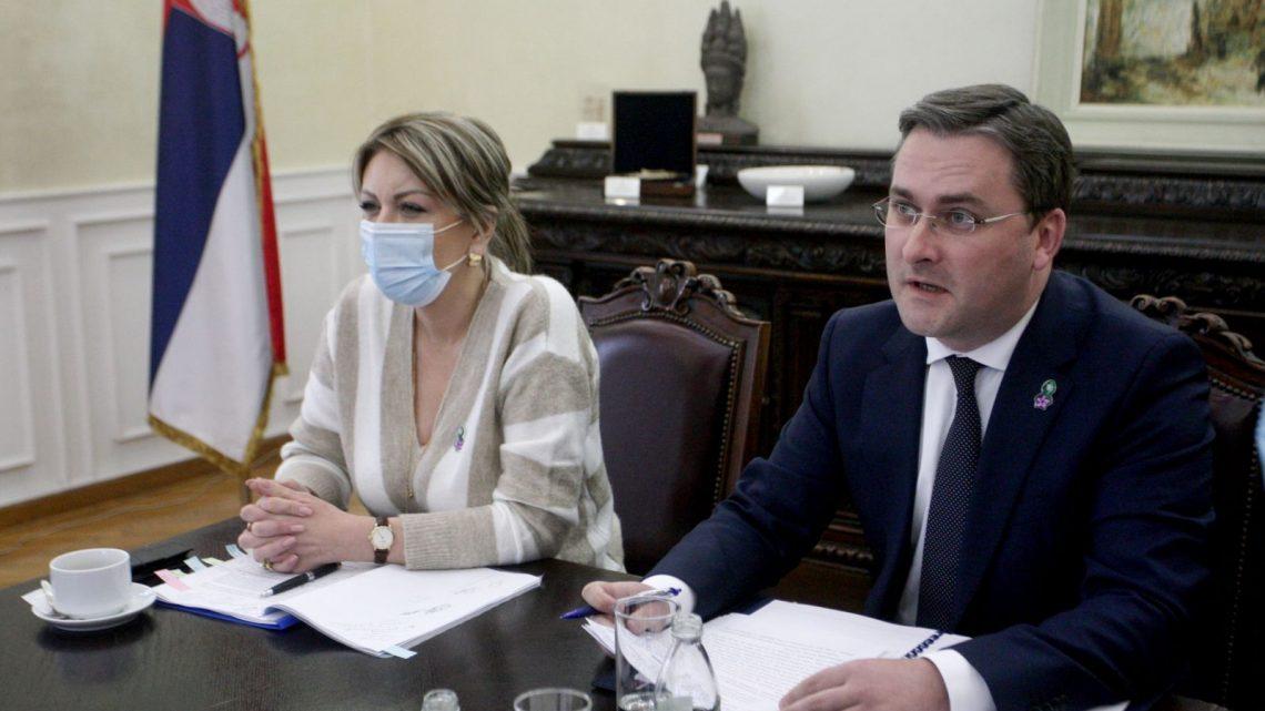 """Састанак министара иностраних послова учесница """"Берлинског процеса"""""""