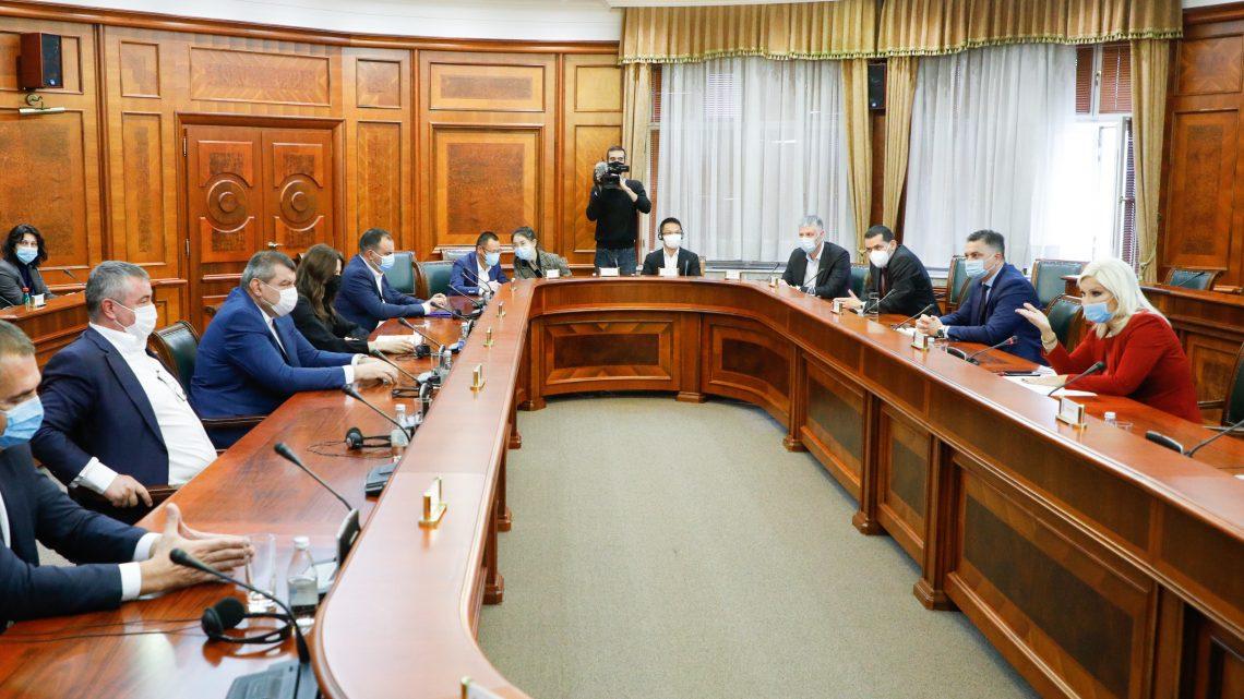 Михајловићева директорима: Рударство и енергетика стратешки важни, учинићу све да буду водећи сектор у Србији