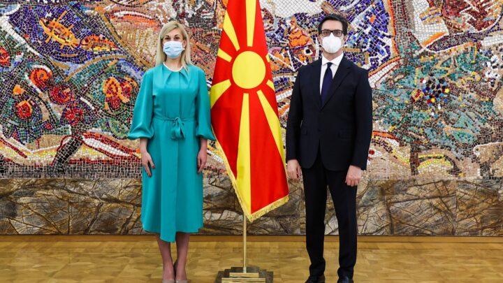 Северна Македонија: Амбасадорка Јовановић ступила на дужност