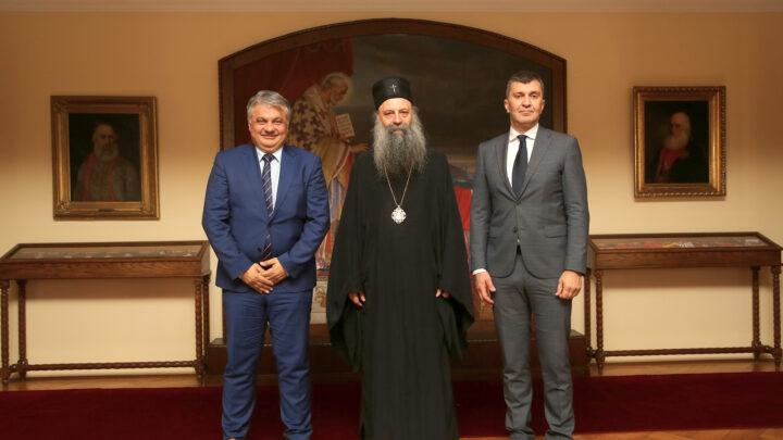 Пошта Србије и Телеком уређују плато испред цркве Светог Марка