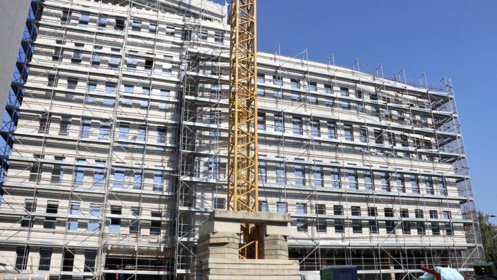 Нова зграда Фонда ПИО у Новом Саду симбол снаге државе