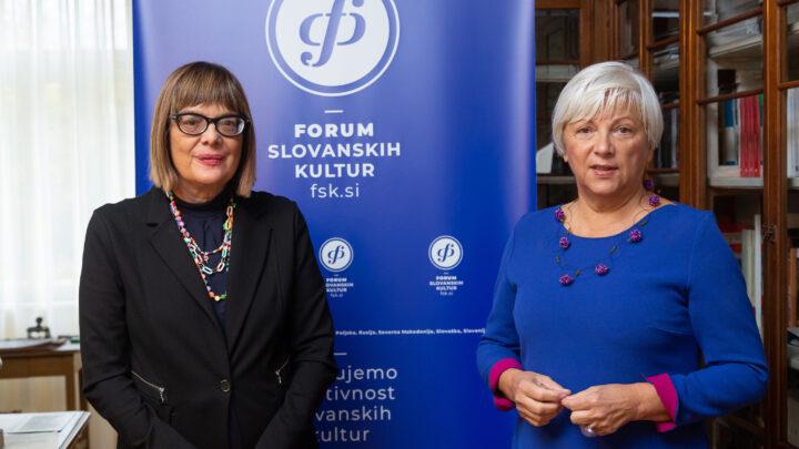Гојковић у Љубљани у оквиру председавања Србије Форумом словенских култура
