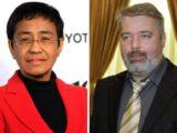 Novinari Marija Resa i Dmitrij Muratov dobitnici Nobelove nagrade za mir