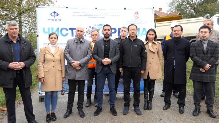 Izgradnja najmodernije komunalne infrastrukture u Lajkovcu