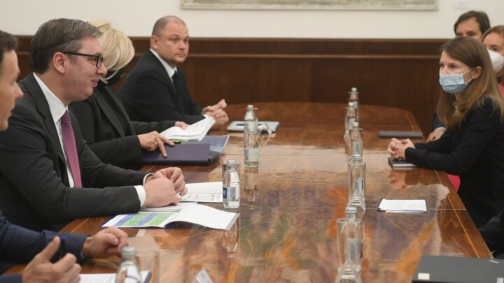 Састанак са делегацијом Мисије Међународног монетарног фонда